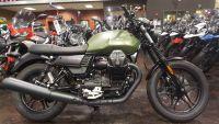 2017 Moto Guzzi V7 III Stone Standard/Naked Motorcycles Saint Charles, IL