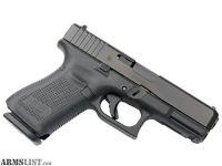 For Sale: Glock 19 Gen 5 9mm