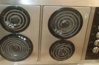 True Stainless Stove Top and Wall Oven