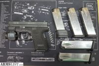 For Sale: Springfield XD subcompact 9mm