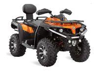 2018 CFMOTO CForce 500 HO EPS Utility ATVs Monroe, WA