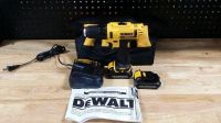 Dewalt 12-Volt Lithium-Ion Cordless 3/8 in. Drill/Driver Kit With ( 2) Batteries, Charger and Contractor Bag.