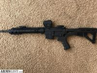For Sale/Trade: huldra / Adams Arms Mark IV with Slide Fire Stock