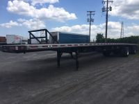 2013 FONTAINE INFININTY FLATBED TRAILER
