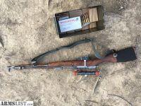 For Sale: Type 53 mosin pu scope