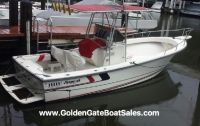1991, 22' SHAMROCK 220 OPEN Center Console
