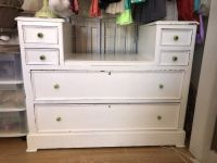 Cute antique girls dresser