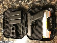 For Sale/Trade: Glock 17 Gen 4 w/ upgrades
