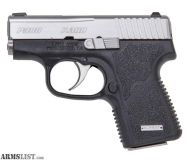 """For Sale: Kahr Arms P380 Semi Automatic Handgun, .380 ACP, 2.5"""" Barrel, 6 Rounds, Loaded Chamber Indicator, Black Polymer Frame, Matte Stainless Slide"""