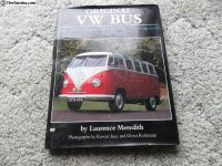 Book: Original VW BUS by Meredith