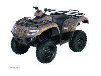 2009 Arctic Cat 700 H1 EFI Utility ATVs Jesup, GA