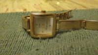 Gold Timex Essentials Womens Watch