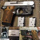 For Sale: SIG P938 SAS 9MM W/TLR-6