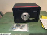 For Sale: Barska biometric safe