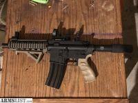 For Sale: Diamond ar15 pistol 7.5in 223/556