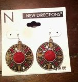 NWT - New Direction Earrings