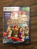 Kinect Adventures game Xbox 360