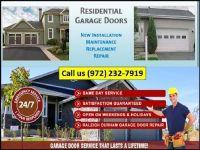 Garage Door Installation and Repair Expert in Richardson