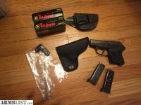 For Sale/Trade: ruger lcp gen 2 with extras