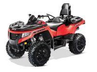 2017 Arctic Cat Alterra TRV 700 XT EPS Utility ATVs Francis Creek, WI