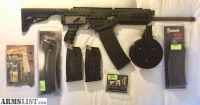 For Sale: Fostech Origin 12 Nickel 12 ga. Shotgun Package