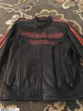 For Trade: Barely worn Harley Davidson riding jacket for trade