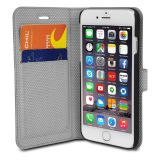 Purchase NEW Chil Attraction Jacket Magnetic Wallet & Case For Iphone 6 (gray) 0112-1401 motorcycle in Lagrange, Ohio, United States, for US $16.43
