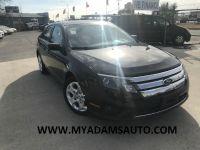 2011 Ford Fusion 4dr Sdn SE FWD