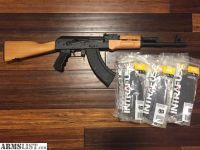 For Sale/Trade: AK-47 with 10x 30rd mags