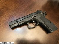 For Sale/Trade: Cajunized CZ 75 BD