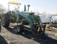 YODER ABSOLUTE FARM EQUIPMENT AUCTION WITH CONSIGNMENTS