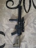 "TROY INDUSTRIES 16"" CQB AR15"
