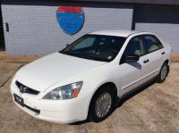 2004 Honda Accord Sdn 4dr Sdn DX Manual