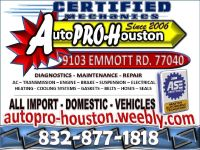 Jersey Village Auto Services and Repairs for LESS . . . a Lot LESS since 2006