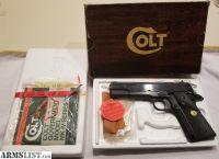 For Sale: Colt 1911 MK IV Series 7