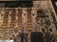 For Sale: 223 Ammo and ar-15 mags