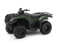 2017 Honda FourTrax Rancher Utility ATVs West Bridgewater, MA