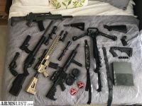 For Sale/Trade: Lot of firearms, crossbow, Xbox 1 and firearm parts