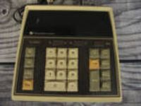 Vintage 1970s Texas Instruments TI 5100 Electric Desktop