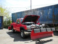 2004 Snow Plow Truck: 2004 Chevrolet 2500HD RTR#7043951-01