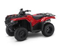 2017 Honda FourTrax Rancher Utility ATVs Delano, CA