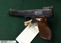 For Sale: Good Smith & Wesson Model 41 in .22LR w/factory box