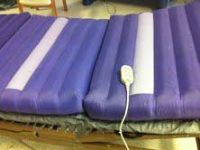 KCI Tri Cell Air Matress and Bed