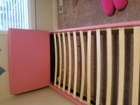Pink Twin bed