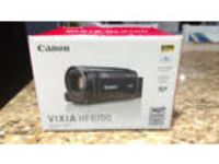 Canon HF R700 32 GB Camcorder - Black New NIB