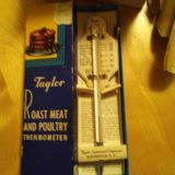 Vintage Taylor Roast Meat & Poultry Thermometer