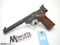 For Sale: High Standard 106 Trophy .22lr pistol