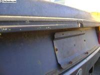 Rear lid trim & Lock