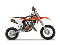 2016 KTM 50 SXS Motocross Motorcycles Keokuk, IA