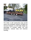 1983 Custom Custom 27-ft. Utility Trailer